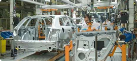 Automotive montage